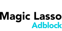 Magic Lasso Adblock logo